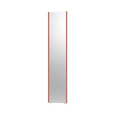 高精細ハイテクミラー 割れない鏡 30x150cm 鏡 立掛け 鏡 ロゼ(レッド) 超軽量 割れないミラー たてかけ 立てかけ 姿見 ミラー 全身 フィルムミラー 日本製 国産 全身鏡 全身ミラー ウォールミラー おしゃれ 防災
