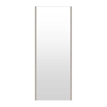高精細ハイテクミラー 超軽量 割れない鏡 42~50x130cm 鏡 壁掛け 鏡 シャンペンシルバー 割れないミラー 姿見 ミラー 全身 フィルムミラー 日本製 国産 全身鏡 全身ミラー 壁掛けミラー ウォールミラー おしゃれ 防災