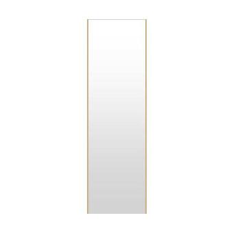 高精細ハイテクミラー 超軽量 割れない鏡 20~30x100cm 鏡 壁掛け 鏡 メープル 割れないミラー 姿見 ミラー 全身 フィルムミラー 日本製 国産 全身鏡 全身ミラー 壁掛けミラー ウォールミラー おしゃれ 防災
