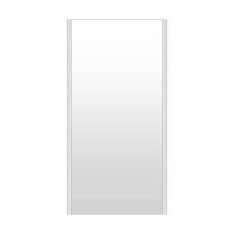 高精細ハイテクミラー 超軽量 割れない鏡 42~50x100cm 鏡 壁掛け 鏡 シルバー 銀 銀色 割れないミラー 姿見 ミラー 全身 フィルムミラー 日本製 国産 全身鏡 全身ミラー 壁掛けミラー ウォールミラー おしゃれ 防災