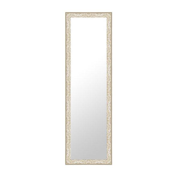 鏡 ミラー 壁掛け鏡 壁掛けミラー ウオールミラー:18-6566-372mmx1272mm(フレームミラー 壁掛け 壁付け 姿見 姿見鏡 壁 おしゃれ エレガント 化粧鏡 アンティーク 玄関 玄関鏡 洗面所 トイレ 寝室 額 フレーム 額縁 )