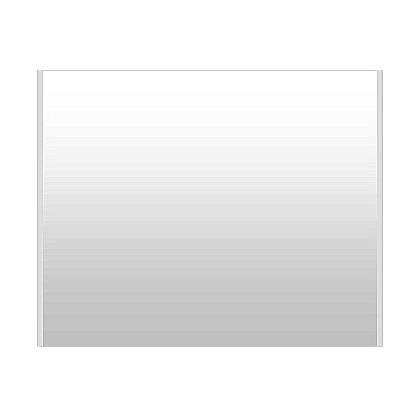 高精細ハイテクミラー 割れない鏡 112~120x100cm シルバー 銀 銀色 鏡 壁掛け 大型 割れないミラー 姿見 ミラー 全身 フィルムミラー 日本製 国産 全身鏡 全身ミラー ウォールミラー おしゃれ 防災 フィットネス ダンス 野球 ジム ジャンボミラー