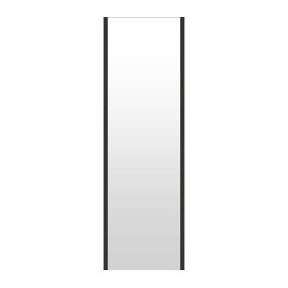 割れない鏡 割れないミラー リフェクス リフェクスミラー フィルムミラー 鏡 ミラー 壁掛け鏡 姿見 姿見鏡 割れない鏡 割れないミラー リフェクス リフェクスミラー (特注サイズ): RjM-32/40x130-b20 割れない鏡 割れないミラー リフェクス ミラー