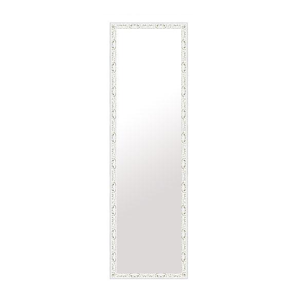 鏡 ミラー 壁掛け鏡 壁掛けミラー ウオールミラー:A-20161-340mmxh1240mm(フレームミラー 壁掛け 壁付け 姿見 姿見鏡 壁 おしゃれ エレガント 化粧鏡 アンティーク 玄関 玄関鏡 洗面所 トイレ 寝室 額 フレーム 額縁 )