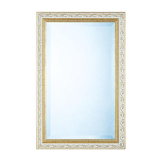 鏡 ミラー 壁掛け鏡 ウォールミラー:FaS-4r0-15
