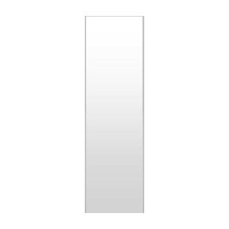 高精細ハイテクミラー 超軽量 割れない鏡 20~30x100cm 鏡 壁掛け 鏡 シャンパンシルバー 割れないミラー 姿見 ミラー 全身 フィルムミラー 日本製 国産 全身鏡 全身ミラー 壁掛けミラー ウォールミラー おしゃれ 防災