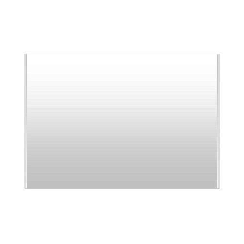 高精細ハイテクミラー 割れない鏡 132~140x100cm シルバー 銀 銀色 鏡 壁掛け 大型 割れないミラー 姿見 ミラー 全身 フィルムミラー 日本製 国産 全身鏡 全身ミラー ウォールミラー おしゃれ 防災 フィットネス ダンス 野球 ジム ジャンボミラー