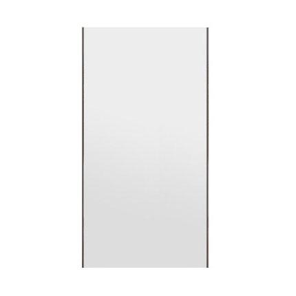 高精細ハイテクミラー 超軽量 割れない鏡 80x150cm 鏡 壁掛け 鏡 オーク 割れないミラー 姿見 ミラー 全身 フィルムミラー 日本製 国産 全身鏡 全身ミラー 壁掛けミラー ウォールミラー おしゃれ 防災