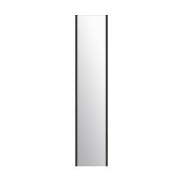 高精細ハイテクミラー 超軽量 割れない鏡 30x150cm 鏡 壁掛け 鏡 ブラック 黒 黒色 割れないミラー 姿見 ミラー 全身 フィルムミラー 日本製 国産 全身鏡 全身ミラー 壁掛けミラー ウォールミラー おしゃれ 防災