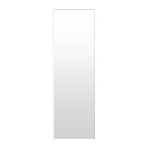 高精細ハイテクミラー 超軽量 割れない鏡 42~50x160cm 鏡 壁掛け 鏡 メープル 割れないミラー 姿見 ミラー 全身 フィルムミラー 日本製 国産 全身鏡 全身ミラー 壁掛けミラー ウォールミラー おしゃれ 防災