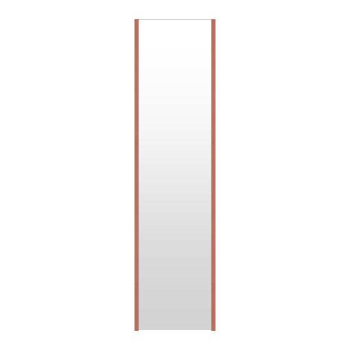 割れない鏡 割れないミラー リフェクス リフェクスミラー フィルムミラー 鏡 ミラー 壁掛け鏡 姿見 姿見鏡 割れない鏡 割れないミラー リフェクス リフェクスミラー (特注サイズ): RjM-32/40x160-r20 割れない鏡 割れないミラー リフェクス ミラー