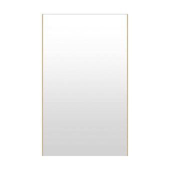 高精細ハイテクミラー 超軽量 割れない鏡 52~60x100cm 鏡 壁掛け 鏡 メープル 割れないミラー 姿見 ミラー 全身 フィルムミラー 日本製 国産 全身鏡 全身ミラー 壁掛けミラー ウォールミラー おしゃれ 防災