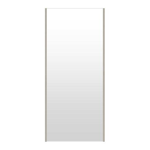 高精細ハイテクミラー 超軽量 割れない鏡 62~70x160cm 鏡 壁掛け 鏡 シャンペンシルバー 割れないミラー 姿見 ミラー 全身 フィルムミラー 日本製 国産 全身鏡 全身ミラー 壁掛けミラー ウォールミラー おしゃれ 防災