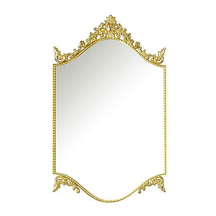 ゴールド 金色 の 鏡 ミラー 壁掛け鏡 壁掛けミラー ウオールミラー:エレガンス a-2016n(フレームミラー 壁掛け 壁付け 姿見 姿見鏡 壁 おしゃれ エレガント 化粧鏡 アンティーク 玄関 玄関鏡 洗面所 トイレ 寝室 )