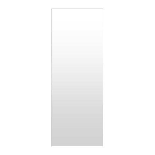 高精細ハイテクミラー 超軽量 割れない鏡 52~60x160cm 鏡 壁掛け 鏡 シャンパンシルバー 割れないミラー 姿見 ミラー 全身 フィルムミラー 日本製 国産 全身鏡 全身ミラー 壁掛けミラー ウォールミラー おしゃれ 防災