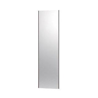 高精細ハイテクミラー 超軽量 割れない鏡 40x150cm 鏡 壁掛け 鏡 オーク 割れないミラー 姿見 ミラー 全身 フィルムミラー 日本製 国産 全身鏡 全身ミラー 壁掛けミラー ウォールミラー おしゃれ 防災
