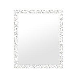 白 ホワイト ホワイト色 の 鏡 ミラー 壁掛け鏡 壁掛けミラー ウオールミラー:fgecwh-w453mmxh554mmxd40mm-se(フレームミラー 壁掛け 壁付け 姿見 姿見鏡 壁 おしゃれ エレガント 化粧鏡 アンティーク 玄関 玄関鏡 洗面所 トイレ 寝室 )
