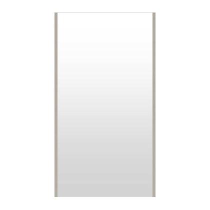 高精細ハイテクミラー 超軽量 割れない鏡 62~70x130cm 鏡 壁掛け 鏡 シャンペンシルバー 割れないミラー 姿見 ミラー 全身 フィルムミラー 日本製 国産 全身鏡 全身ミラー 壁掛けミラー ウォールミラー おしゃれ 防災