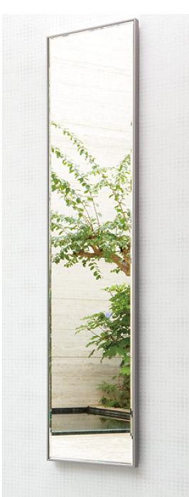 鏡 ミラー 壁掛け鏡 壁掛けミラー ウオールミラー:AaM-4r75(フレームミラー 壁掛け 壁付け 姿見 姿見鏡 壁 おしゃれ エレガント 化粧鏡 アンティーク 玄関 玄関鏡 洗面所 トイレ 寝室 額 フレーム 額縁 )