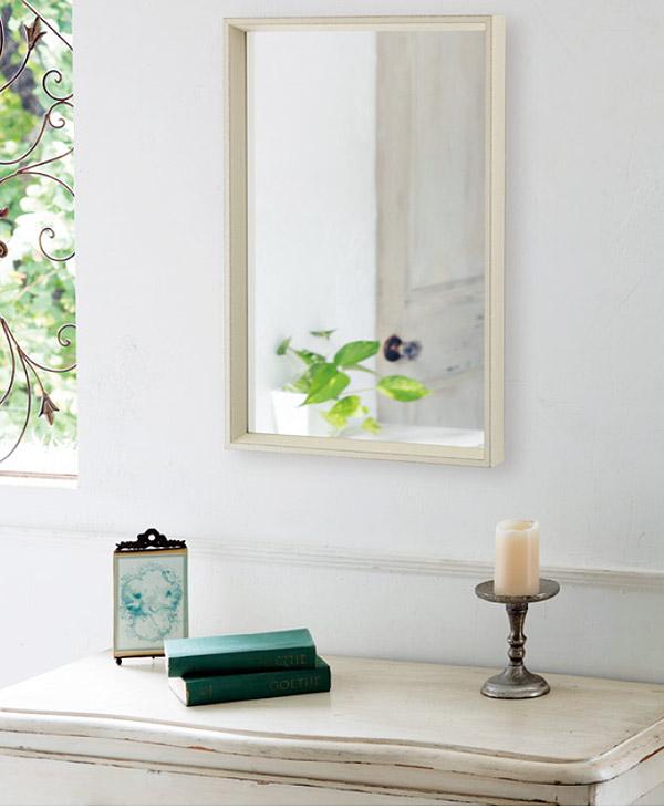 ユニークな色 の 鏡 ミラー 壁掛け鏡 壁掛けミラー ウオールミラー:FaS-2r309W-04(フレームミラー 壁掛け 壁付け 姿見 姿見鏡 壁 おしゃれ エレガント 化粧鏡 アンティーク 玄関 玄関鏡 洗面所 トイレ 寝室 )