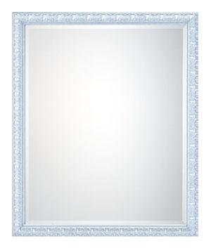 ユニークな色 の 鏡 ミラー 壁掛け鏡 壁掛けミラー ウオールミラー:FaS-3r980BU-02(フレームミラー 壁掛け 壁付け 姿見 姿見鏡 壁 おしゃれ エレガント 化粧鏡 アンティーク 玄関 玄関鏡 洗面所 トイレ 寝室 )