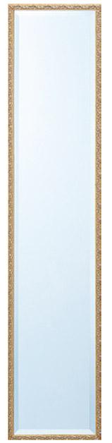 鏡 ミラー 壁掛け鏡 壁掛けミラー ウオールミラー:FaS-5r2-101(フレームミラー 壁掛け 壁付け 姿見 姿見鏡 壁 おしゃれ エレガント 化粧鏡 アンティーク 玄関 玄関鏡 洗面所 トイレ 寝室 額 フレーム 額縁 )