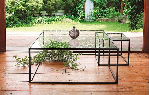 『4年保証』 【送料無料】センター テーブル リビング テーブル コーヒー テーブル ロー テーブル ガラス テーブル ガラス製テーブル テーブル ガラス 黒 黒色 ブラック(大小2つのテーブルがセットになっています), 通心販売 房の駅 4b81ea07