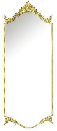 鏡 ミラー 壁掛け鏡 壁掛けミラー ウオールミラー:エレガンス a-2063n(フレームミラー 壁掛け 壁付け 姿見 姿見鏡 壁 おしゃれ エレガント 化粧鏡 アンティーク 玄関 玄関鏡 洗面所 トイレ 寝室 額 フレーム 額縁 )