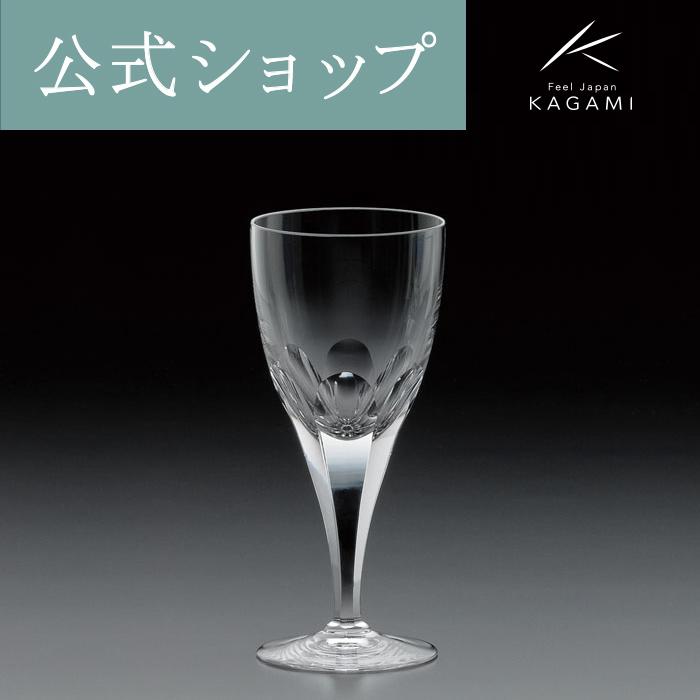【メーカー直営店】カガミクリスタル KAGAMIロイヤルライン赤ワイングラス K810-72