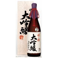 力泉酒造明乃鶴大吟醸 1800ml38-8福井県