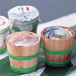 ★小浜丸海小鯛のささ漬と鯖漬4-2【送料無料】
