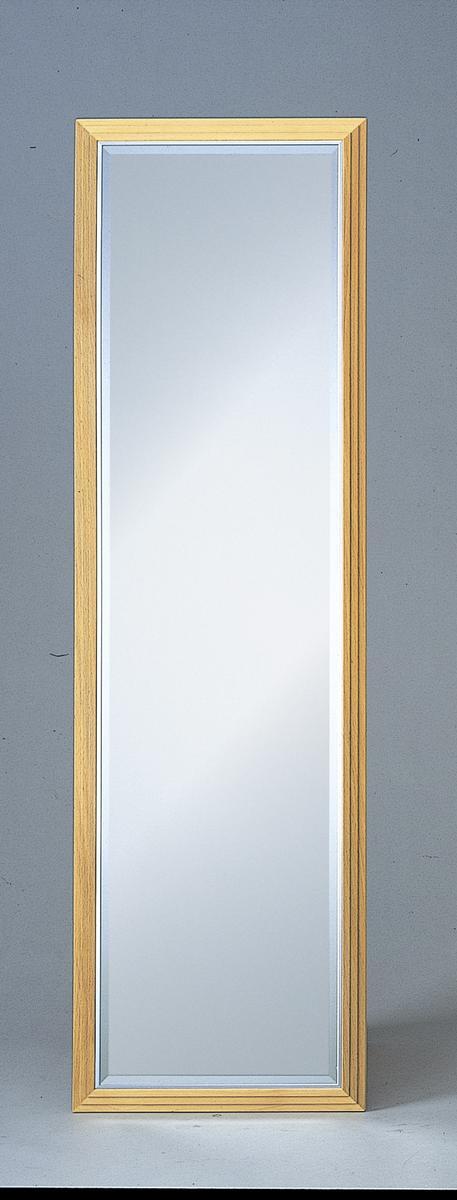 ウオールミラー、吊り鏡・壁掛け鏡、 大型ミラー・ジャンボミラー 「ビーチ」 送料無料