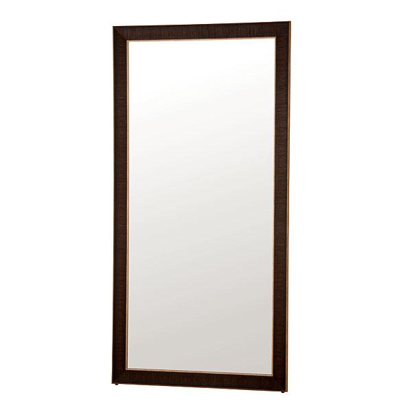 ウォールミラー、吊り鏡・壁掛け鏡 大型鏡 大型ミラー/ロベルト580 BK」 送料無料【smtb-k】【ky】