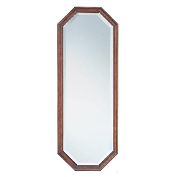 吊り鏡・壁掛け鏡・ウオールミラー 「H3595」  送料無料