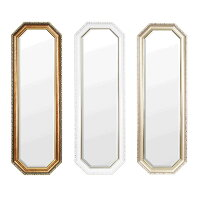 2844A 送料無料/吊り鏡、壁掛け鏡、大型ミラー、大きい鏡、ミラノ風