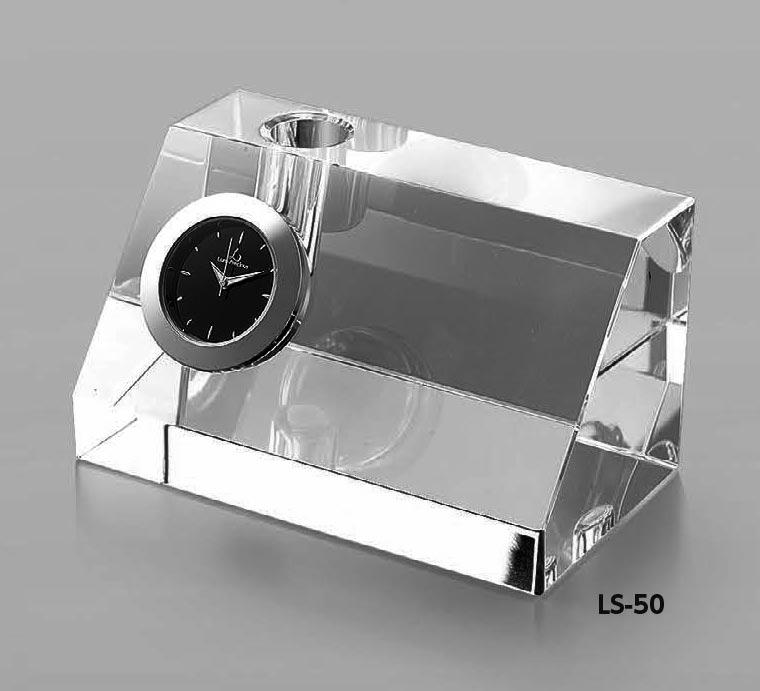光学ガラス製ペンスタンド LS-50