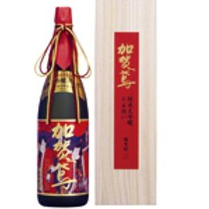 金沢の酒蔵 福光屋加賀鳶 純米大吟醸 千日囲い(錦絵ラベル) 720ミリ