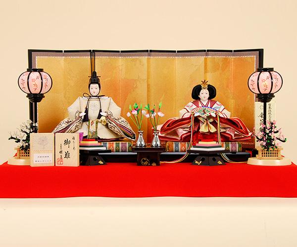 雛人形 K3【ひな人形】【佳月】【かげつ】【佳月オリジナル】【送料無料】【平飾り】【高級品】K3