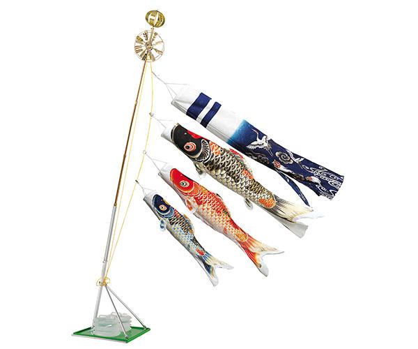 五月人形 鯉のぼり 吉祥天15号 【人形の佳月】【高級品】【送料無料】