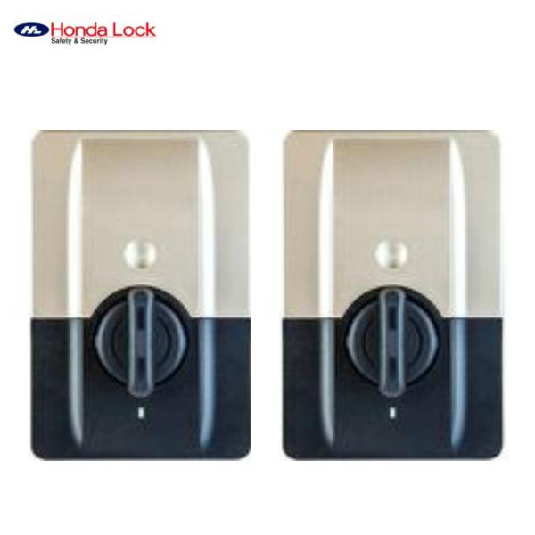 まわすから押すへ 玄関キーをスマートに 電子錠 ホンダロック Easy 即日出荷 LSPタイプ 通信販売 lock イージーロック 2ロック仕様