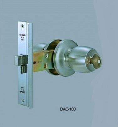 万能型 交換 取替 ドアノブ 錠前 DAC-100 SHOWA マート 当店限定販売 ショウワ