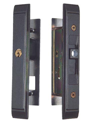 【送料無料】玄関 引き戸 鍵 万能型 取替 交換