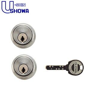 BX-397-05-S32P-40-KA2個同一タイプ[ユーシンショウワ/SHOWA]【CL-50・397・535交換シリンダー】鍵 交換