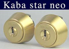 卡巴星新 kabbasterneo 美和 DA + WLA 门更换更换锁芯为两个相同的关键字与标准的关键 10 的 ♦ ♦ 的