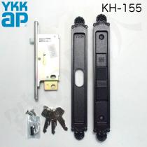 KH-155 Y.K.K. 色:ダークグレイ■標準キー3本付き■【送料無料】