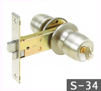 左右共用SHOWA IX-115钥匙(钥匙)交换更换S-34三协铝门口门把■型■