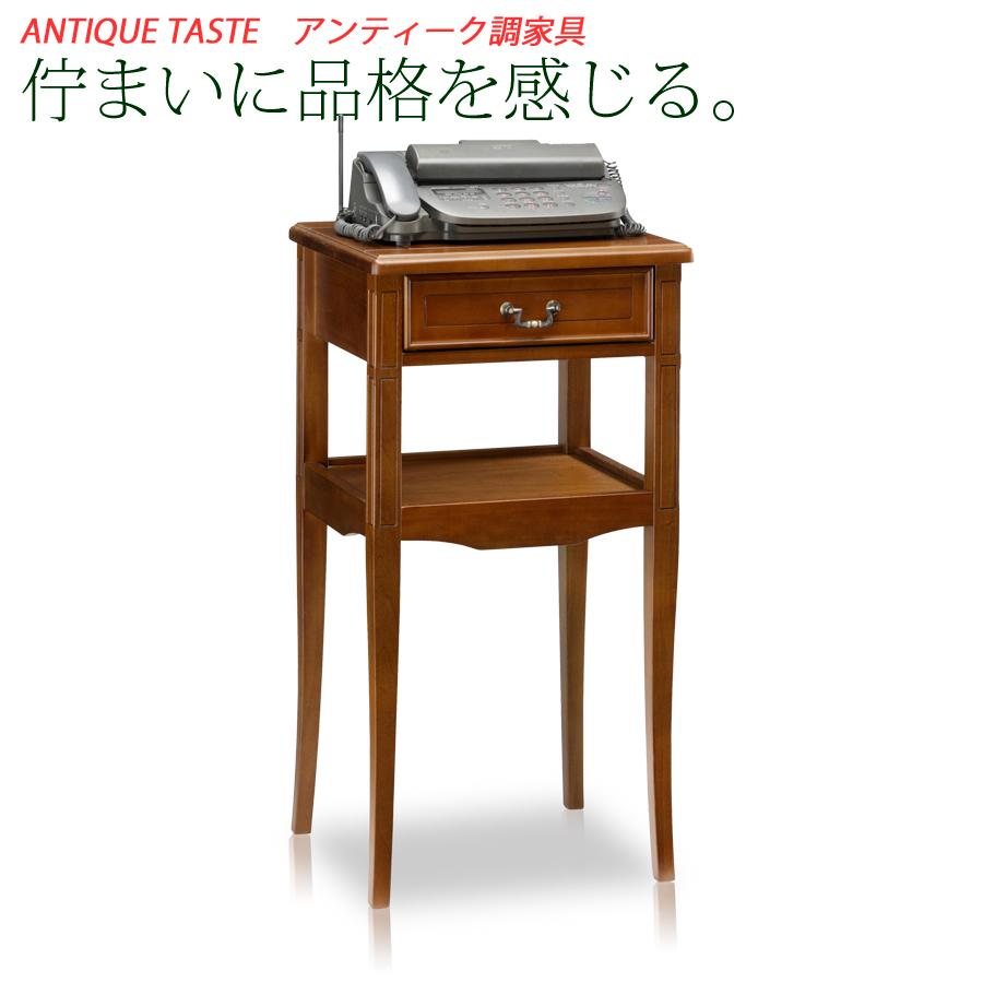【送料無料】ファックス台 FAX台 TEL台ファックスキャビネット でんわ台 電話台 電話ラック コンソール スタンドテーブル コンソールテーブル