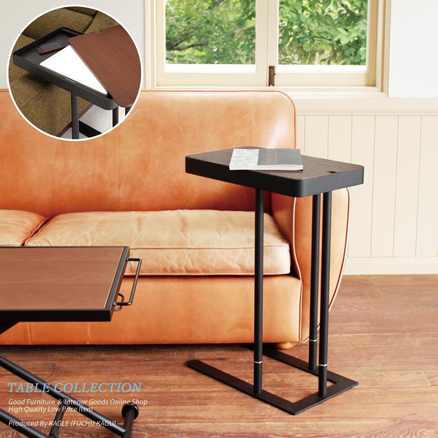 サイドテーブル コーヒーテーブル カフェテーブル おしゃれ テーブル 木製 ナイトテーブル ソファ ベッド テーブル 収納付き