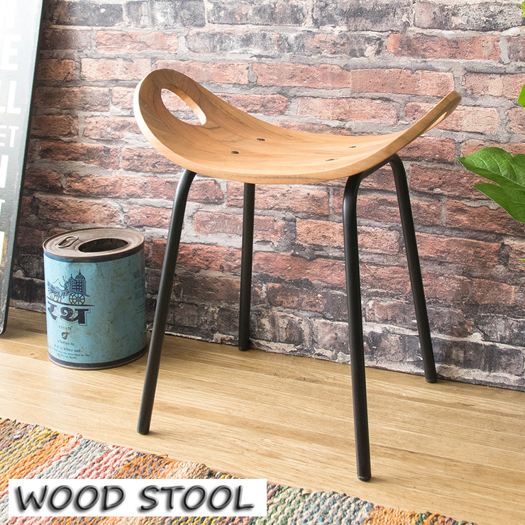 スツール おしゃれ チェア チェアー 木製 シンプル イス 椅子 リビング ダイニング 玄関 スツール