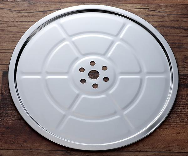 税込 ステンレス蒸し板 30cm せいろの外径が27cmまで用 豊富な品